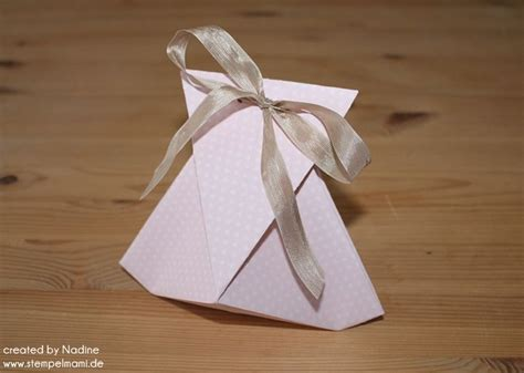 Up Box Origami - anleitung tutorial origami tasche stin up box goodie