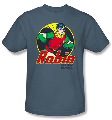 T Shirt Robin Yellow batman and robin t shirts at buycoolshirts