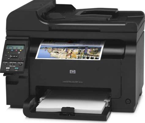 Hp Announces Laserjet Pro 100 Color Mfp M175nw Printer Geek Laserjet Color Printer L