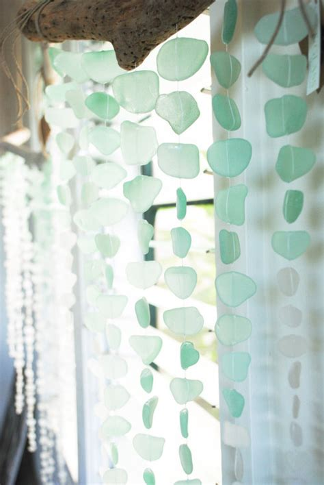 Sea Glass Home Decor by Cute Diy Home Decor Ideas With Colored Glass And Sea Glass