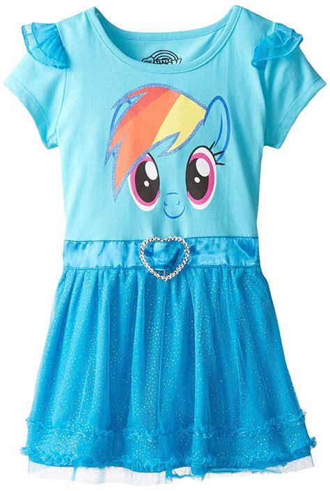 Pony Dress my pony toddler my pony white dress yellow