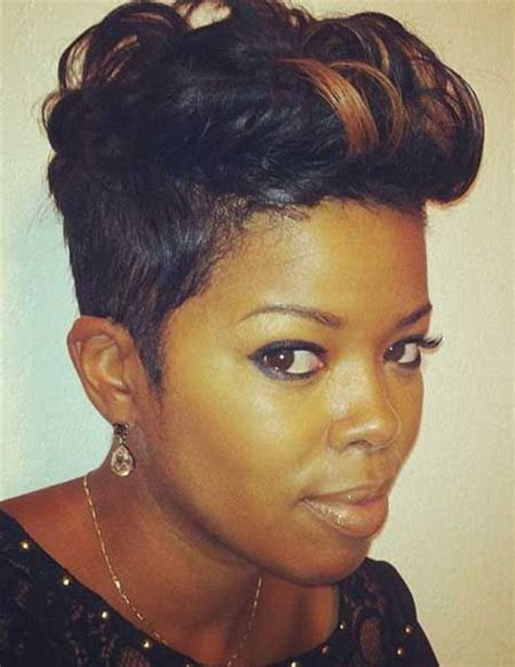 short black hair style for 40yearold 28 trendy black women hairstyles for short hair my hair
