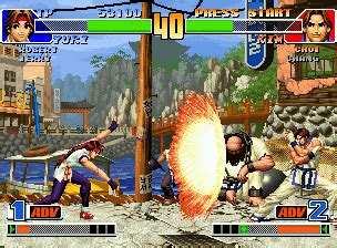 emuparadise king of fighters 98 king of fighters 98 the the slugfest 1998 snk jp
