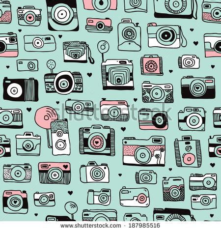 camera wallpaper pattern quirky fotos im 225 genes y retratos en stock shutterstock