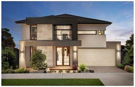 imagenes de casas minimalistas de dos pisos fachadas de casas bonitas modernas de dos pisos simples