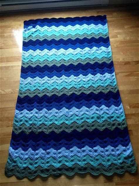 wave pattern in crochet 45 best images about crochet ocean afghan ideas on