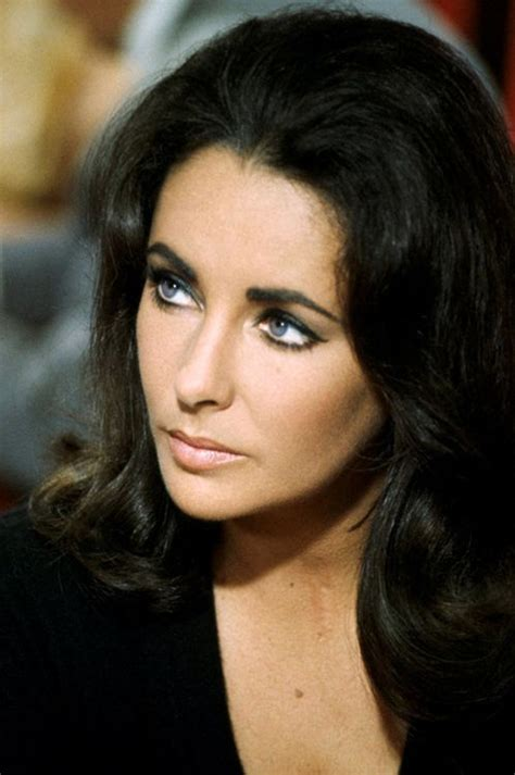 color best for women in their sixties for hair elizabeth taylor s eyes classic fashion icons