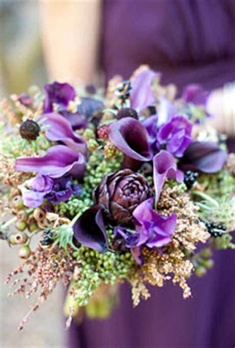 Sprei Fata No 1 Lavender Violet of a vintage lover fall bouquet inspiration