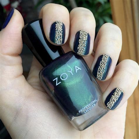 Parfum Zoya nails of the day olivera by zoya vegan review