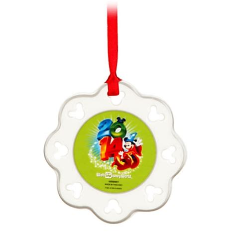 disney christmas ornament 2014 sorcerer mickey mouse