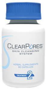 Estro Detox Plus 100 Clear Estrogen Levels by Clearpores Skin Cleansing System Review An Acne Solution