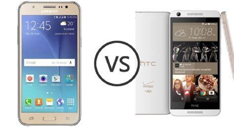 Harga Samsung J5 Prime Hdc perbandingan bagus mana hp samsung galaxy j5 vs htc desire