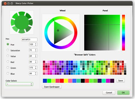 color picker firefox sharp color picker add ons for firefox