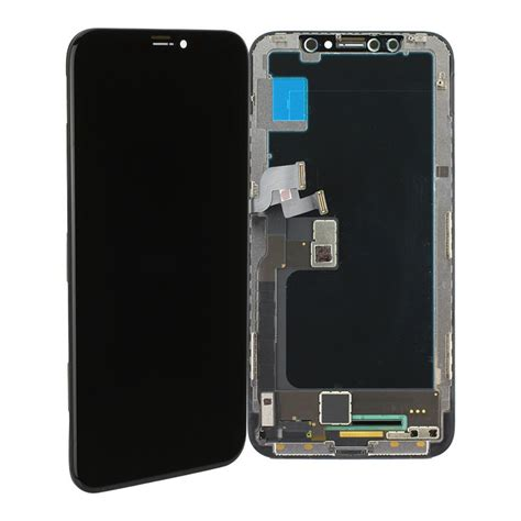 Lcd Iphone X pantalla lcd para iphone x negro