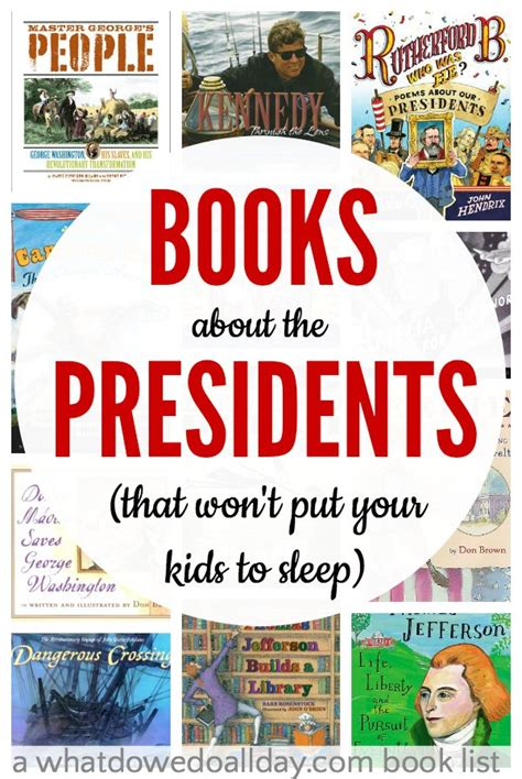 kid for president books 14 president books for that won t put you to sleep