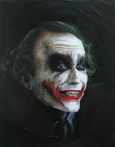 joker painting joker painting 3 by weiklink on deviantart