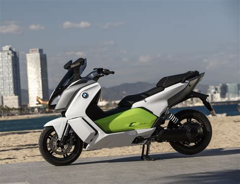 bmw c evolution electric scooter goes into production