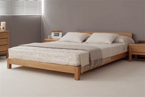 nevada  wooden bed natural bed company