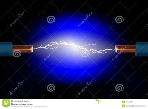 electric cable stock images image 24624814