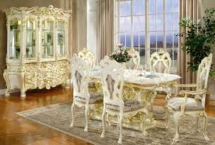 Victorian dining room 755 with china buffet 7540 00 victorian dining