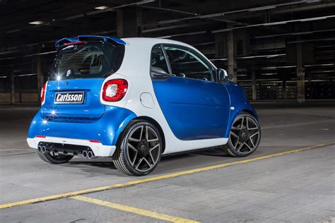 mercedes smart araba carlsson smart fortwo ck10 tuning kit is a brabus in