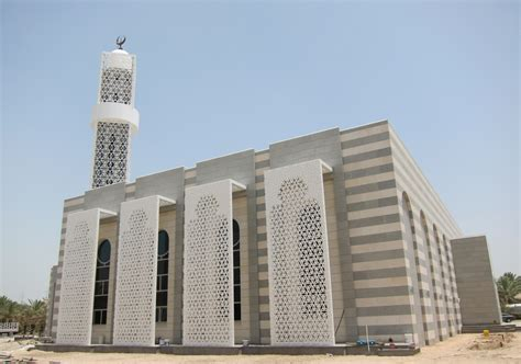 islamic pattern building confashions from kuwait modern mosque in kuwait