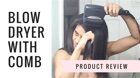 Hair Dryer Attachment Won T Stay On dryer w comb attachment product review