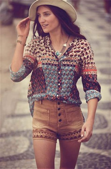 A Cheap Way To Try The Menswear Inspired Patent Cap Trend By Wetseal by 25 Best Ideas About Bohemian Style Clothing On