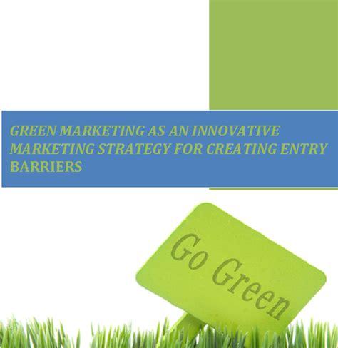 Green Marketing Project Mba mba project world marketing dissertation on green