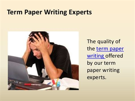term paper writing services about our term paper writing services