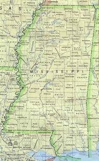 Ms State Map by Mississippi Maps Perry Casta 241 Eda Map Collection Ut