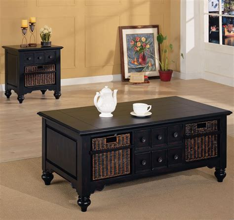 modern black coffee table with storage best 25 coffee table with storage ideas on