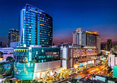 Bangkok Maxy novotel bangkok platinum pratunam thailand booking