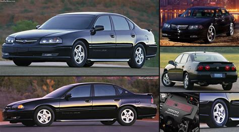 2004 impala ss specs chevrolet impala ss 2004 pictures information specs