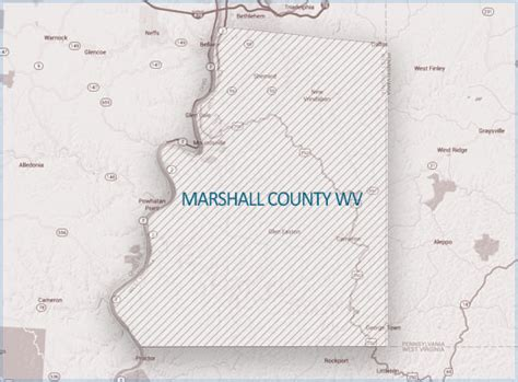911 Address Lookup Marshall County West Virginia Communications