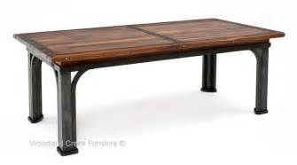 Industrial Dining Room Tables Industrial Rustic Dining Table