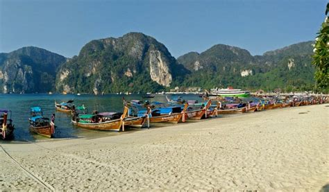 ko phi phi   worth visting nomadic matt