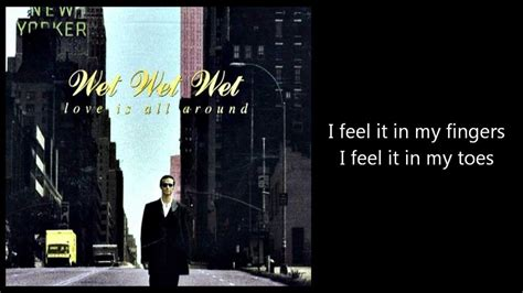 Wed Wed Wed by Is All Around With Lyrics