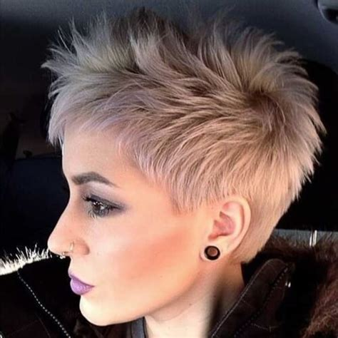 edgy hairstyles for short hair 55 alluring short haircuts for thick hair hair motive