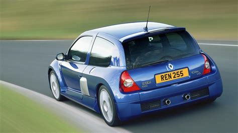 renault clio v6 classified of the week renault clio v6 top gear