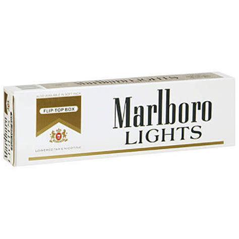 of marlboro lights marlboro gold box burn brew