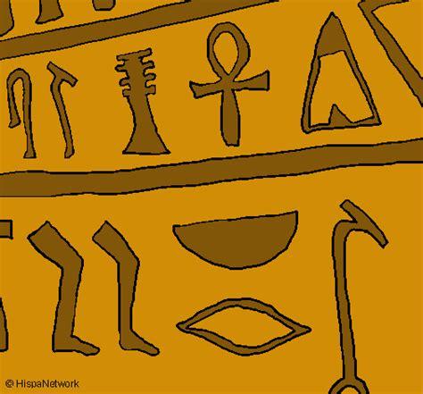 dibujos de jelogrificos dibujo de jerogl 237 fico pintado por mabelbana en dibujos net