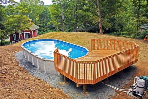 backyard pool deck ideas swimming pool ideas on pinterest above ground decks in