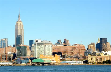 boat shipping new jersey mid town manhattan financial district from hoboken