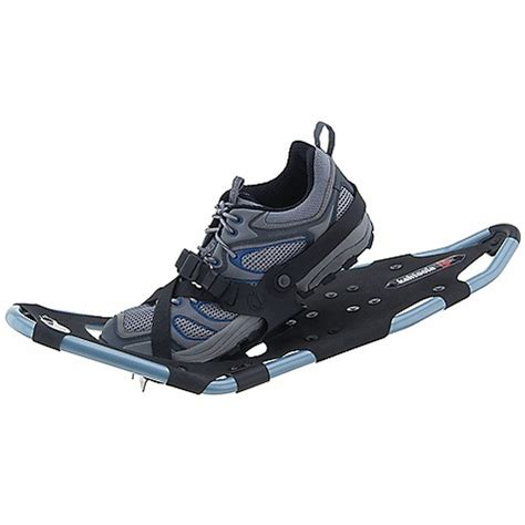 running snow shoes running snowshoe reviews trailspace