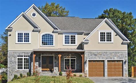 leed certified homes custom home builder bethesda md classic homes