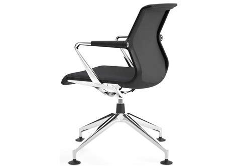 unix chair stuhl mit vierstern untergestell vitra milia shop - Stuhl Untergestell