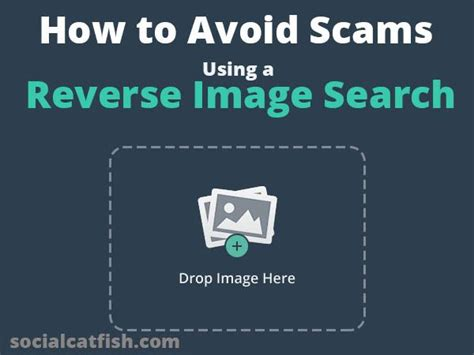 reverse image search catfish scammers social catfish
