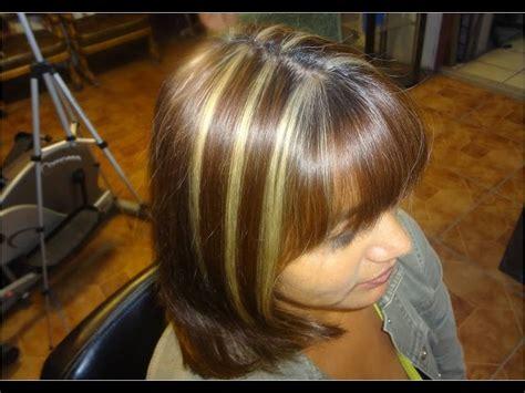 como hacer highliths en el cabello tutorial como hacer el ombre hair highlights rayitos o
