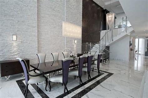 Miami Luxury Condo Contemporary Dining Room Miami